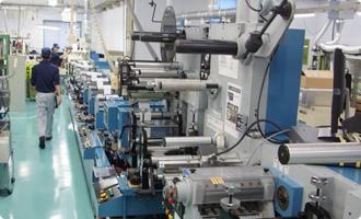 徹底した工場生産管理